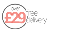 Free delivery on orders over £29