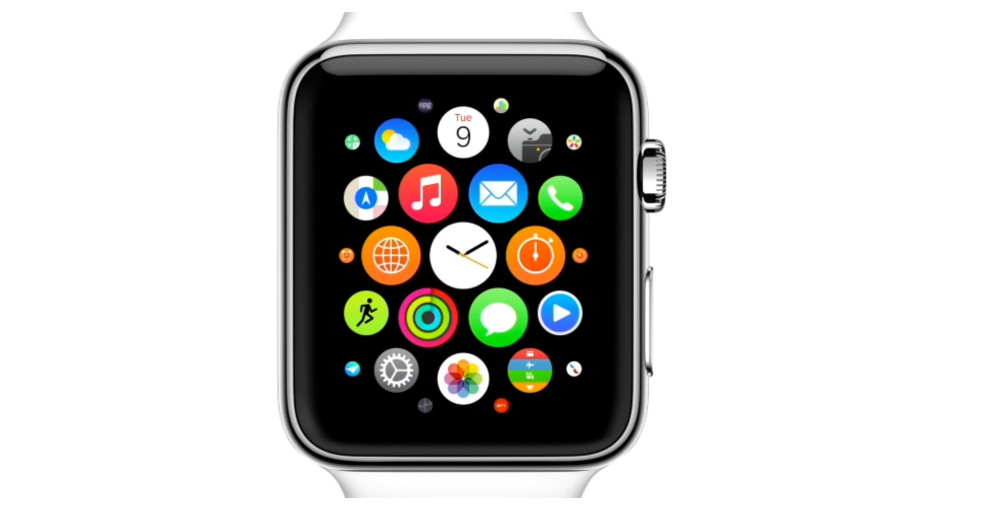 Apple watch the newest idea