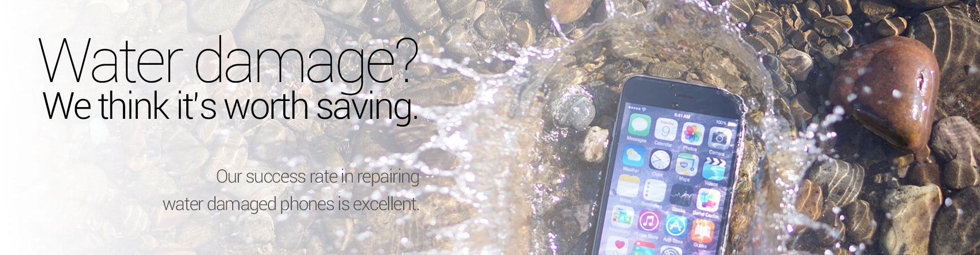 iPhone Water Damage Diagnostic Service