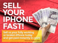 Sell your iPhone fast Cardiff
