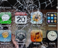 iPhone screen repairs in Cardiff
