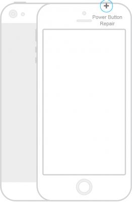 Power Button Repair - iPhone 5/S/C