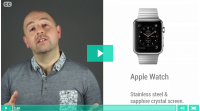 Apple Watch Screen Test