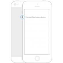 iPhone 5/5S/5C/SE vibrator/mute/volume repair